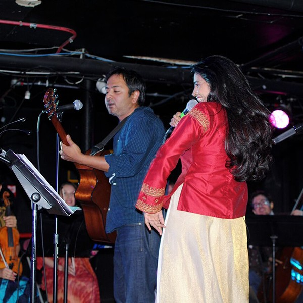 Falu's Bollywood Orchestra