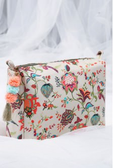 Anaar Aur Mor Medium Toiletry Bag