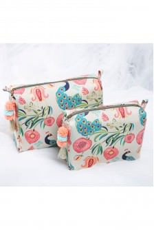 Chidiya Large Toiletry Bag
