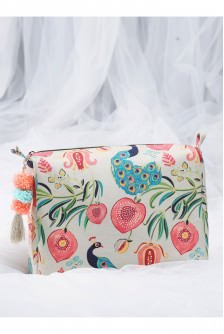 Chidiya Medium Toiletry Bag