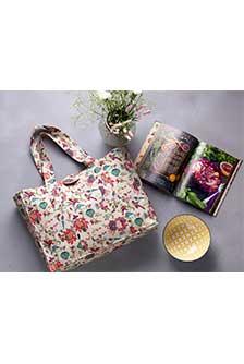 Chidiya Flap Tote Bag