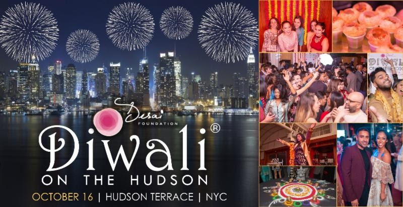 Diwali on the Hudson